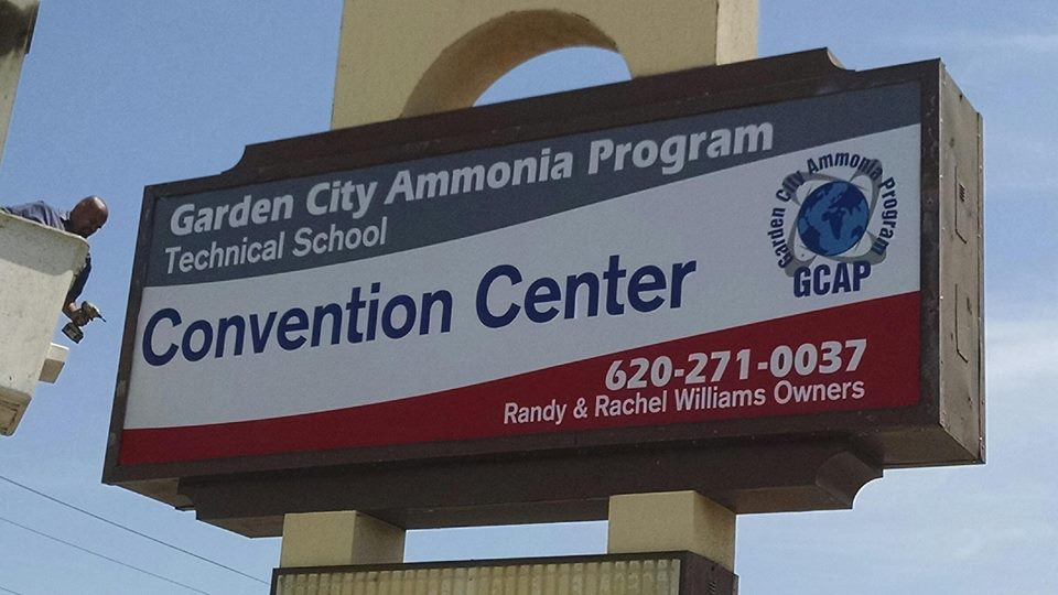 GCAP Convention Center Coming Soon!!!