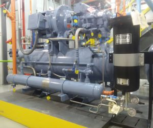 Oil Filtration System Commissioning