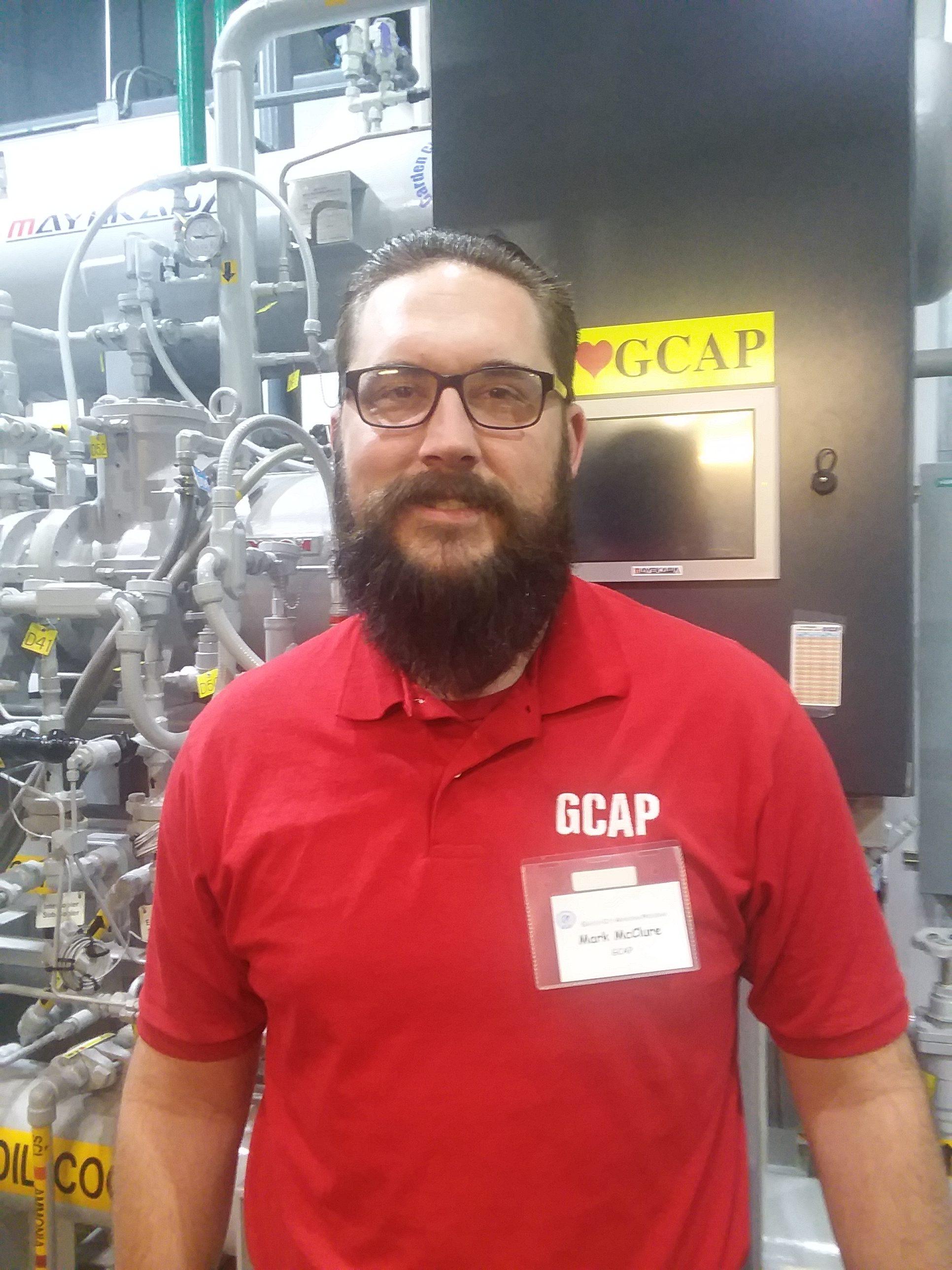 Mark McClure: New Intern @ GCAP!