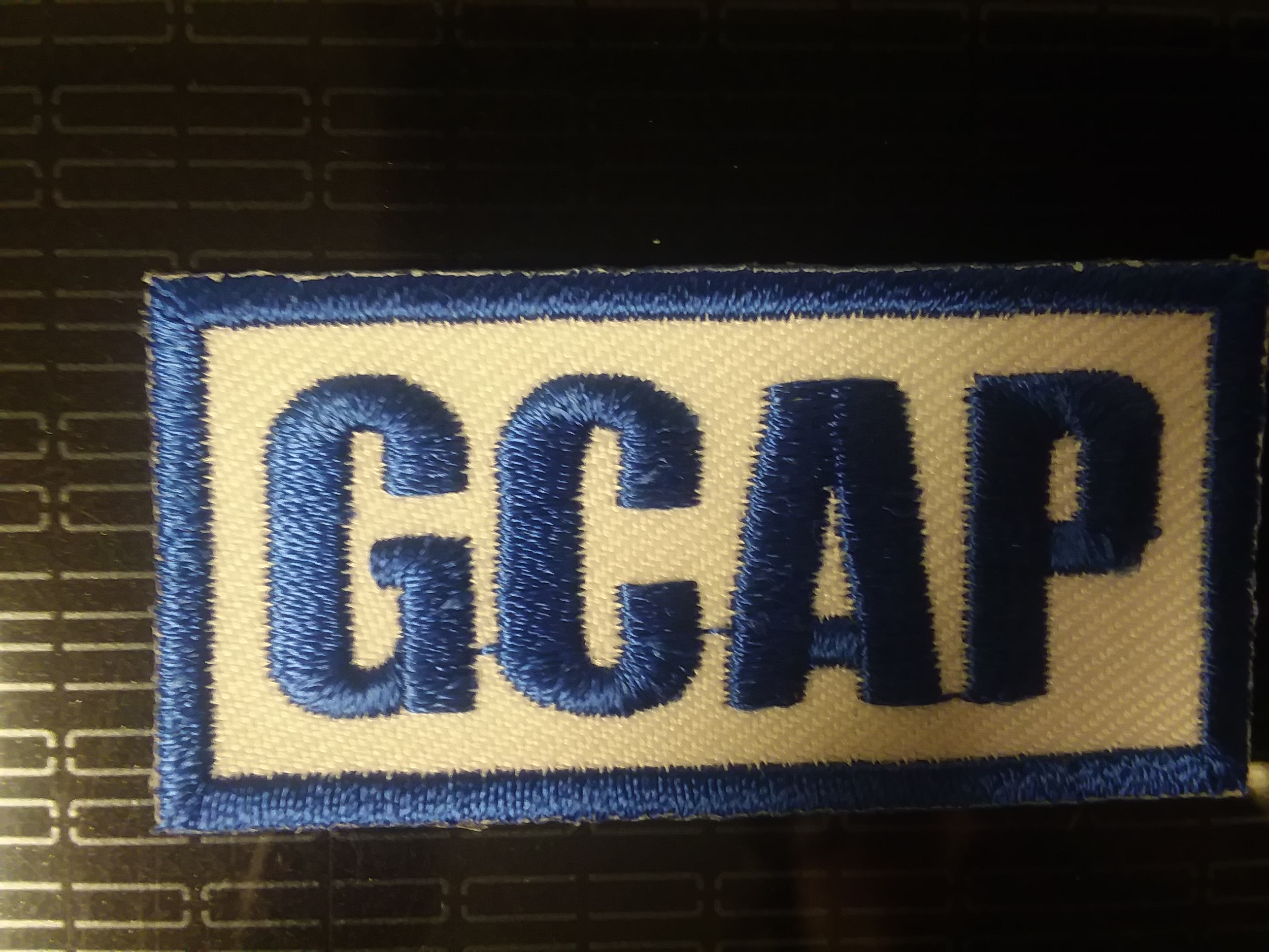 GCAP Patches Are In!